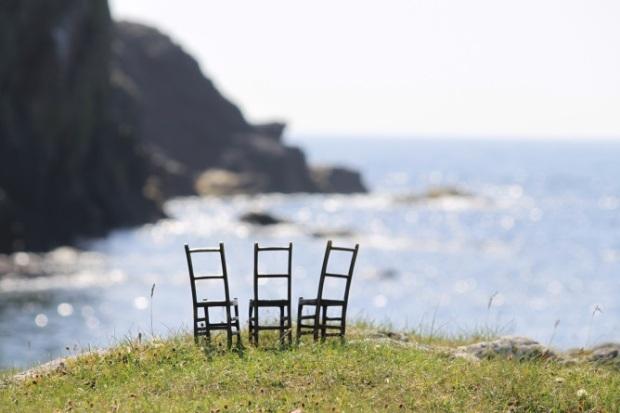 Three chairs Spiritual Directors International www.sdiworld.org